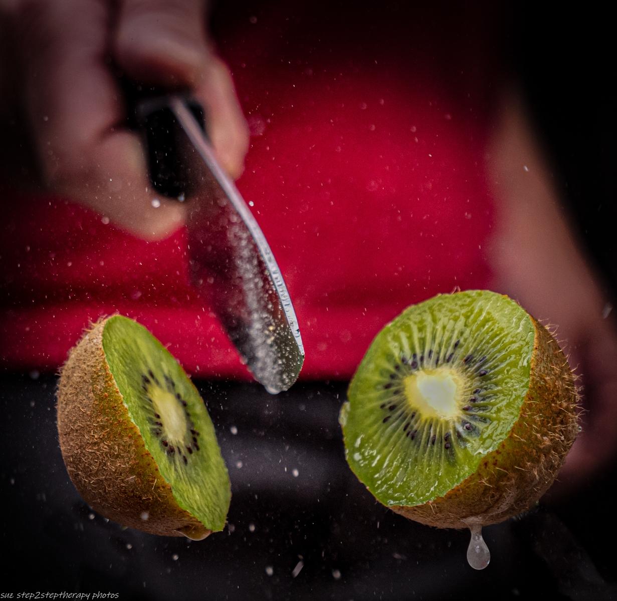 kiwi cut Suzanne Lamb