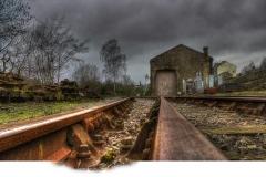 Oakworth Goods Yard- Ian Suffield