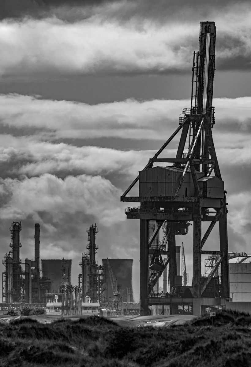 Industrial Vista - Stuart Wards