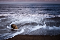 beach stone water- Suzanne Lamb